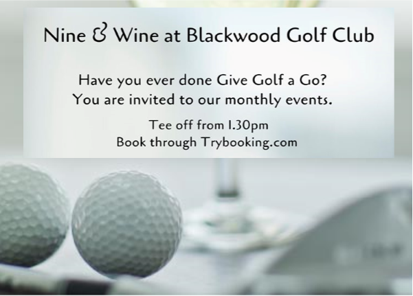 Nine and Wine Give Golf a Go